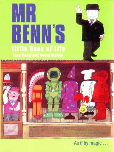 9780099436492: Mr Benn's Little Book of Life