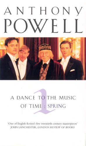 9780099436683: Dance to the Music of Time: Spring