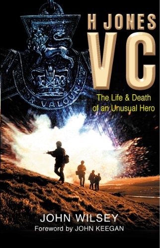9780099436690: H Jones VC: The Life & Death of an Unusual Hero: The Life and Death of an Unusual Hero