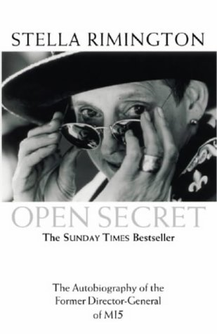 9780099436720: Open Secret: The Autobiography of the Former Director-General of MI5