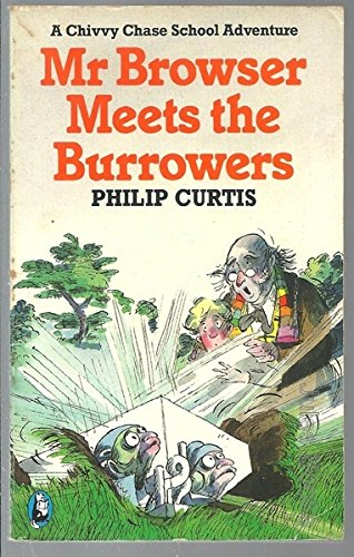 9780099436805: Mr. Browser Meets the Burrowers