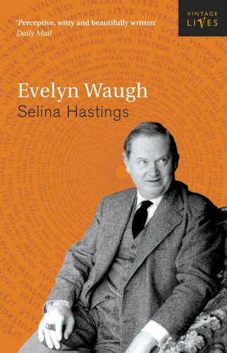 Evelyn Waugh (0099436957) by Selina Hastings