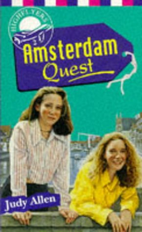 9780099437116: Amsterdam Quest (Highflyers)