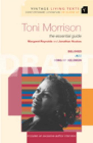 9780099437666: Toni Morrison: The Essential Guide (Vintage Living Texts)