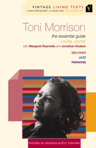 9780099437666: Toni Morrison: The Essential Guide (Beloved, Jazz, Paradise)