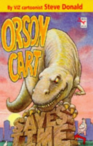 9780099438519: Orson Cart Saves Time (Red Fox graphic novels)
