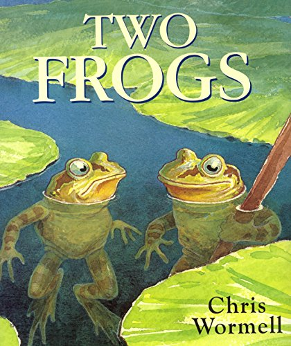 9780099438625: Two Frogs