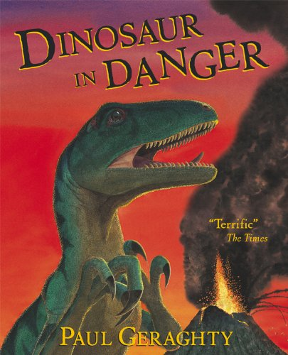 9780099438656: Dinosaur in Danger