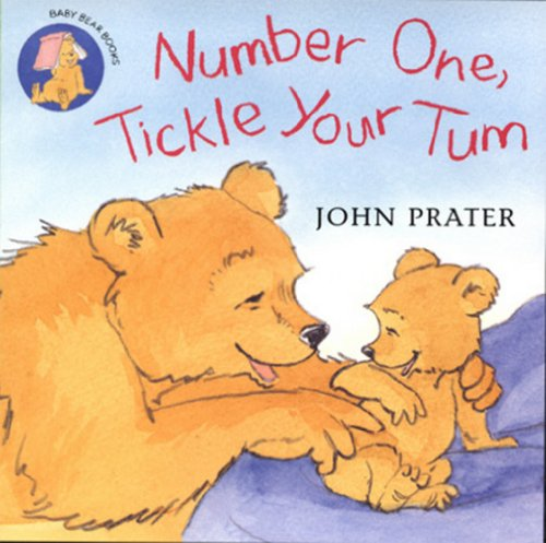 9780099438793: Number One, Tickle Your Tum (Baby Bear Books)