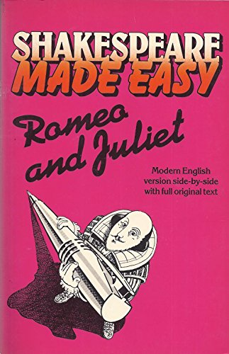 9780099438809: Romeo and Juliet (Shakespeare Made Easy)
