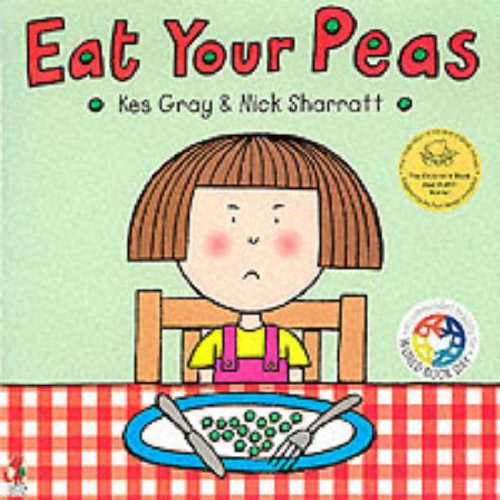 9780099439196: Eat Your Peas - World Book Day Edition