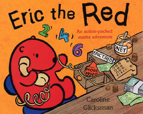 9780099439233: Eric the Red: An Action-Packed Math Adventure