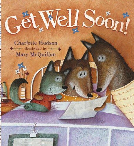 9780099439455: Get Well Soon