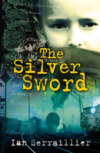 """Silver Sword, The 9780099439493 The dramatic story of three Polish children during and just after World War II, whose parents are taken away by the Nazis and their house blown up. The children manage to escape over the rooftops and join the gangs of orphans living in the ruins of the bombed city, existing as best they can. The """"silver sword"""" is only a paper knife, but it is the talisman that, after the Germans have been driven out of Warsaw, gives Ruth, Edek and Bronia the hope and courage to make an astonishing journey across Europe with their friend Jan until they reach a refugee camp where they are reunited with their parents."""