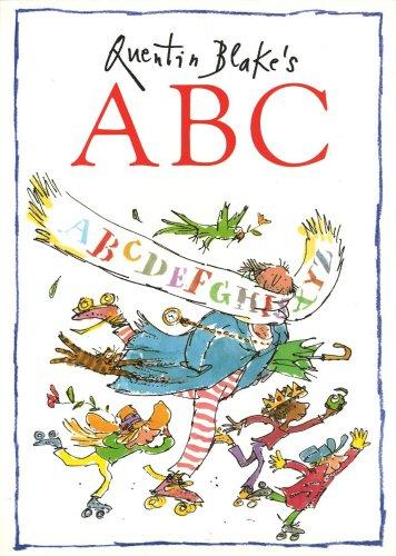 9780099439646: Quentin Blake's ABC