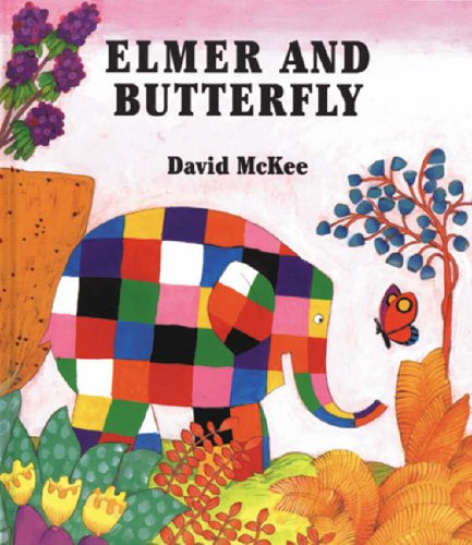 9780099439684: Elmer And Butterfly