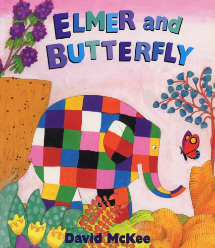 9780099439684: Elmer and the Butterfly