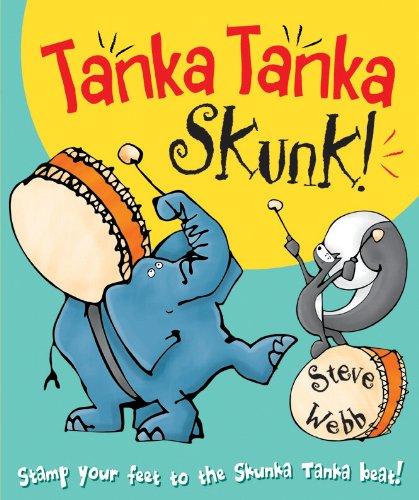 9780099439776: Tanka Tanka Skunk!