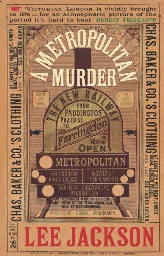 9780099440024: A Metropolitan Murder