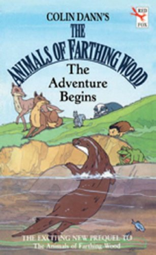 9780099440314: Farthing Wood - The Adventure Begins (Red Fox middle fiction)
