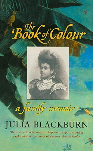 9780099440734: The Book of Colour - A Family Memoir