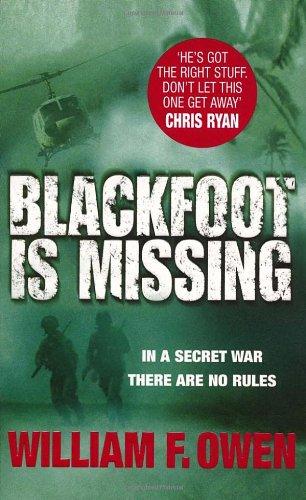 9780099441540: BLACKFOOT IS MISSING