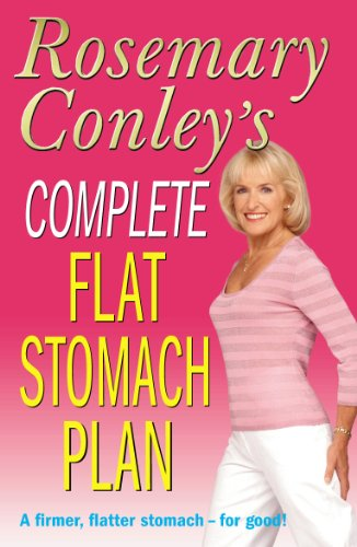 9780099441632: Rosemary Conley's Complete Flat Stomach Plan