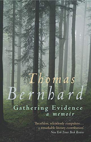 9780099442530: Gathering Evidence: A Memoir