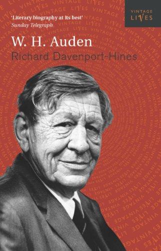 9780099442561: Auden (Vintage Lives)