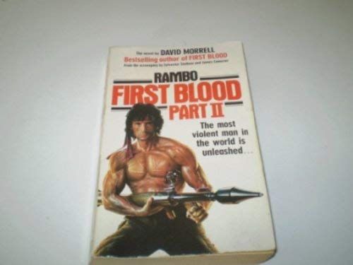 9780099443100: Rambo: First Blood, Part II