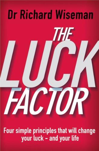 9780099443247: Luck Factor
