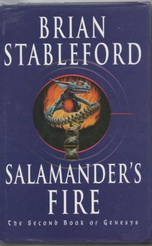 9780099443513: Salamander's Fire (Genesys)