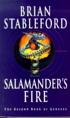 9780099443612: SALAMANDER'S FIRE (GENESYS)