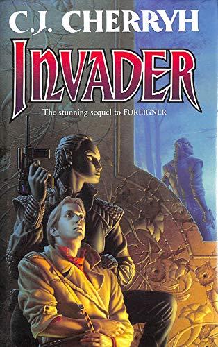 9780099444114: Invader