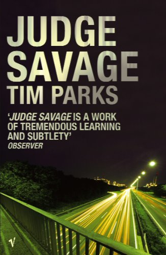 Judge Savage: Parks, Tim