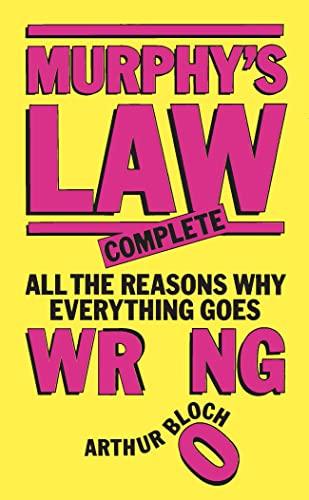 9780099445456: Murphy's Law: Complete (Mandarin Humour)