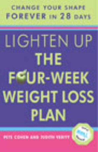 9780099446644: Lighten Up: The Four-Week Weight Loss Plan