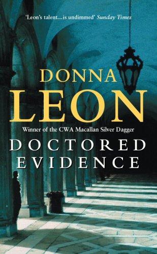 9780099446750: Doctored Evidence: (Brunetti)
