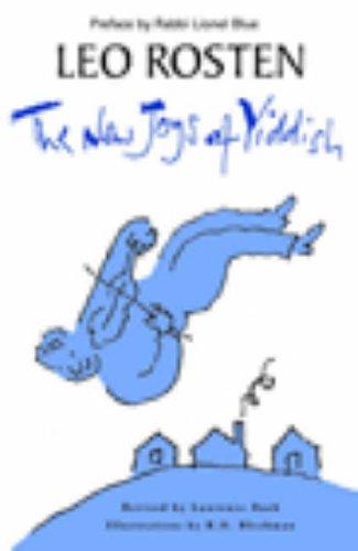 9780099446941: The New Joys of Yiddish
