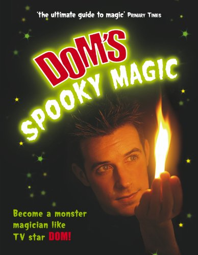 9780099447689: Dom's Spooky Magic