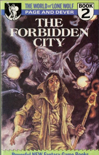 9780099447801: Forbidden City (World of Lone Wolf)