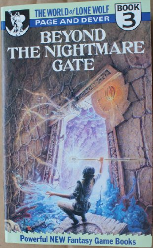 9780099447900: Beyond the Nightmare Gate (World of Lone Wolf)