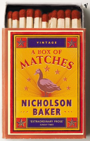 9780099448389: A Box of Matches