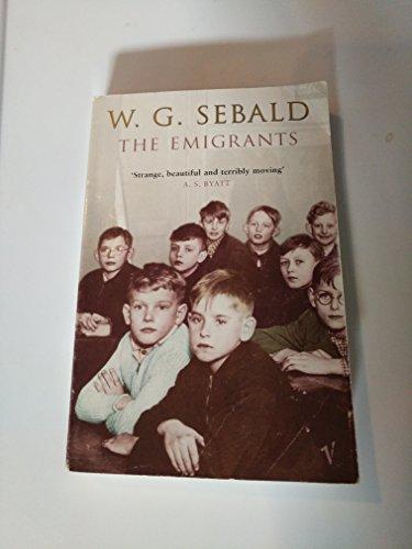 9780099448884: The Emigrants
