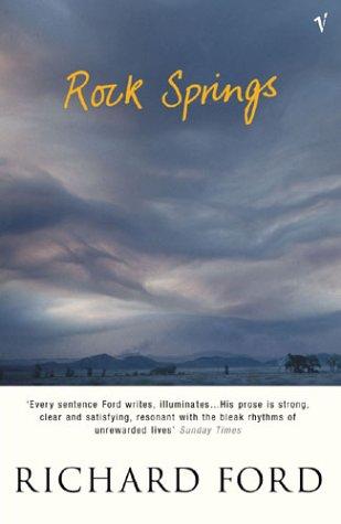 9780099448976: Rock Springs