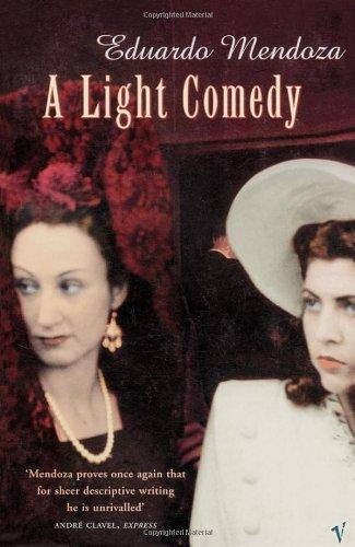 9780099448983: A Light Comedy