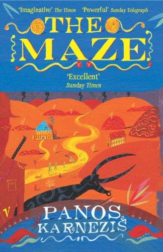 9780099449959: The Maze