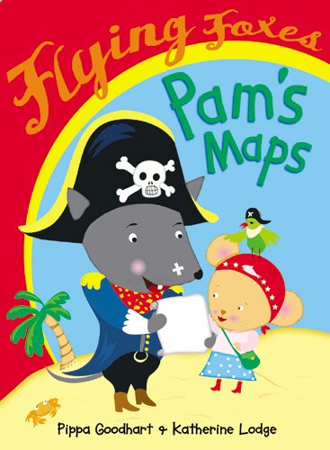 9780099451181: Pam's Maps (Flying Foxes)