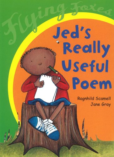9780099451198: Jed's Really Useful Poem (Flying Foxes)