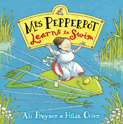9780099451570: Mrs Pepperpot Learns to Swim (Mrs Pepperpot Picture Books)